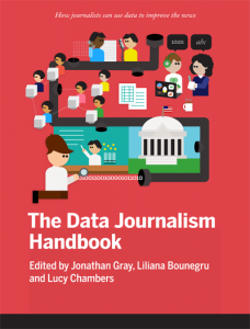 The Data Journalism Handbook finns gratis på nätet